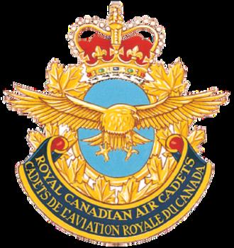 Royal Canadian Air Cadets - Badge of the Royal Canadian Air Cadets