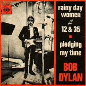 Rainy Day Women ♯12 & 35 - Image: Rainy Day Women