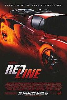 <i>Redline</i> (2007 film) 2007 film directed by Andy Cheng
