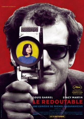 Redoubtable (film) - Film poster