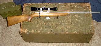 Remington Model 511 Scoremaster - Remington Scoremaster 511x
