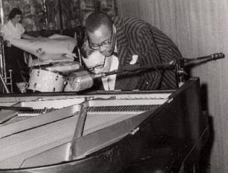 Richie Powell American jazz pianist (1931–1956)