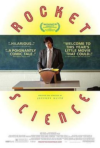 Rocket Science (film) - Image: Rocket science