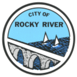 Rocky River, Ohio - Image: Rocky River Ohio Seal