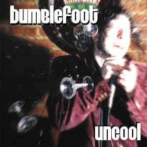 Uncool (album) - Image: Ron bumblefoot thal uncool american 2002