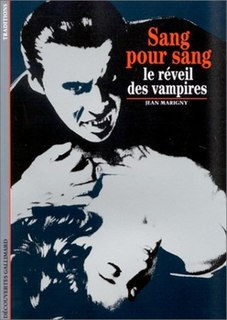 <i>Vampires: The World of the Undead</i> 1993 book by Jean Marigny