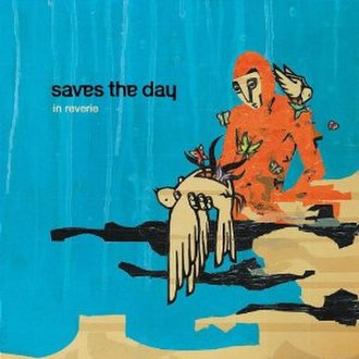 In Reverie - Image: Saves the Day In Reverie cover