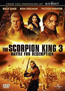 Strani film - The Scorpion King 3: Battle for Redemption