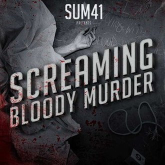 Screaming Bloody Murder - Image: Screaming Bloody Murder