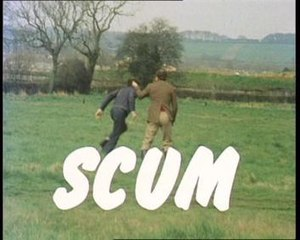 Scum (television play) - Title card