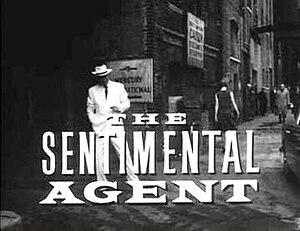 The Sentimental Agent - Image: Sentimental Agent