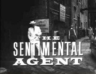 <i>The Sentimental Agent</i> British television series