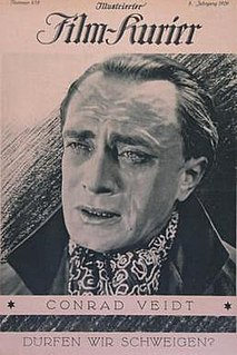 <i>Should We Be Silent?</i> 1926 film