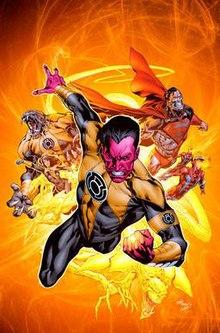 Sinestro Corps ...
