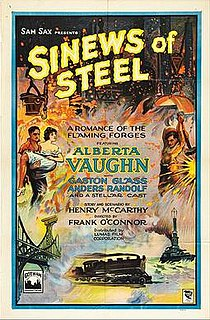 <i>Sinews of Steel</i> 1927 film
