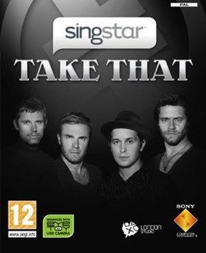 SingStar Take That - Image: Sing Star Take That