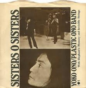 Sisters, O Sisters - Image: Sisters O Sisters cover