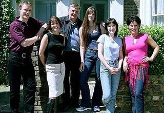 Slater family (<i>EastEnders</i>)