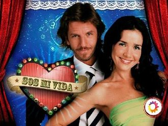 You Are the One (Argentine TV series) - The main characters, Natalia Oreiro and Facundo Arana