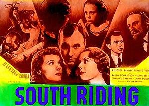 South Riding (film) - Image: South Riding (1938 film)
