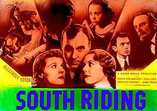 <i>South Riding</i> (film) 1938 film