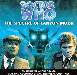 The Spectre of Lanyon Moor - Image: Spectre of Lanyon Moor