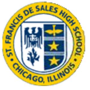 St. Francis de Sales High School (Chicago, Illinois) - Image: St Francis De Sales Chicago Seal