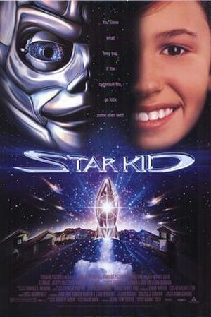 Star Kid - Theatrical release poster