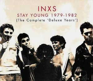 Stay Young 1979–1982 - Image: Stay Young