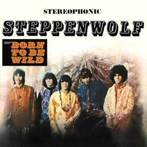 Steppenwolf (Steppenwolf album) - Image: Steppenwolf Album