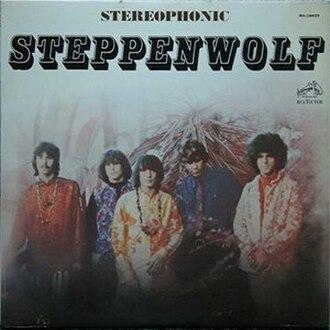 Steppenwolf (Steppenwolf album) - Image: Steppenwolf Album