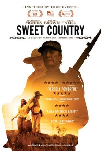 Sweet Country (2017 film) - Image: Sweet Country (2017 film)