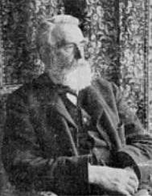 Thomas William Worsdell - Image: T.W. Worsdell
