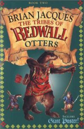 Tribes of Redwall Otters - First UK edition cover