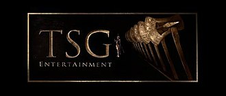 TSG Entertainment - Image: TSG Entertainment logo