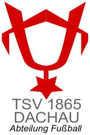 TSV 1865 Dachau - Image: TSV 1865 Dachau logo