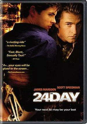 The 24th Day - DVD release cover