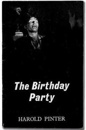 The Birthday Party (play) - First publication (Encore Publishing, 1959)
