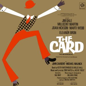 The Card (musical) - Image: The Card CD