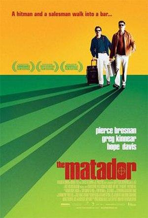 The Matador - Theatrical poster
