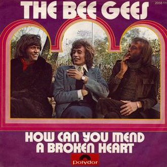 How Can You Mend a Broken Heart - Image: The Bee Gees How Can You Mend a Broken Heart?