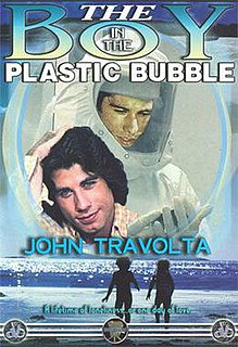 <i>The Boy in the Plastic Bubble</i> 1976 film by Randal Kleiser