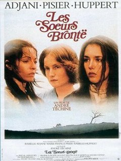 <i>The Brontë Sisters</i> 1979 film by André Téchiné