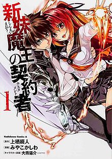 List of The Testament of Sister New Devil chapters - Wikipedia