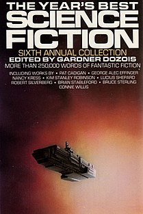 <i>The Years Best Science Fiction: Sixth Annual Collection</i> book by Gardner Dozois