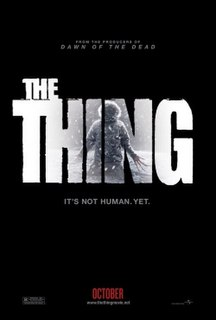 <i>The Thing</i> (2011 film) 2011 film by Matthijs van Heijningen Jr.