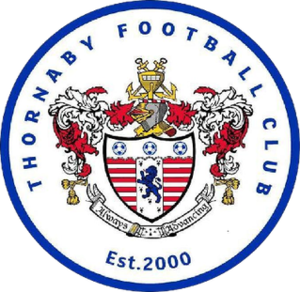 Thornaby F.C. - Image: Thornaby F.C. logo