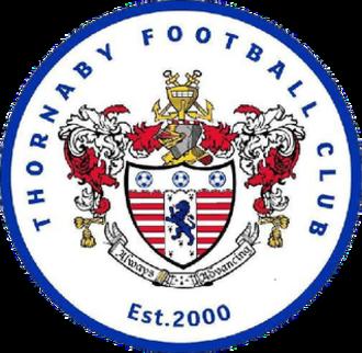 Thornaby F.C. - Image: Thornaby F.C. logo