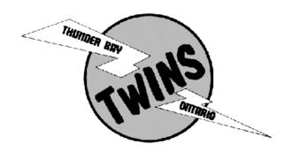 Thunder Bay Twins - Image: Thunder bay twins 1972