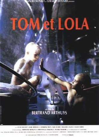Tom et Lola - Theatrical release poster
